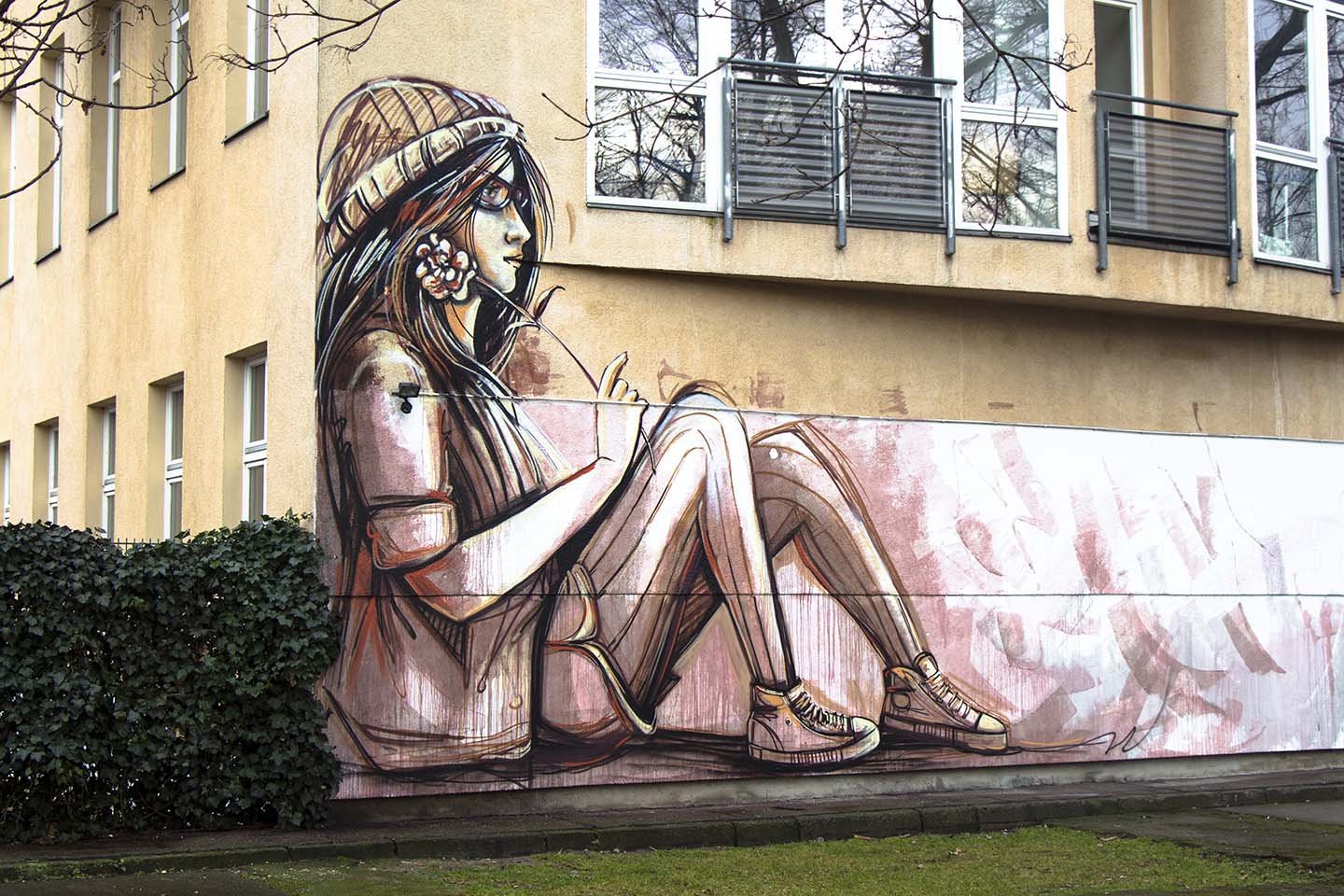 Berlin galerie streetart skyscrapercity for Call for mural artists 2014