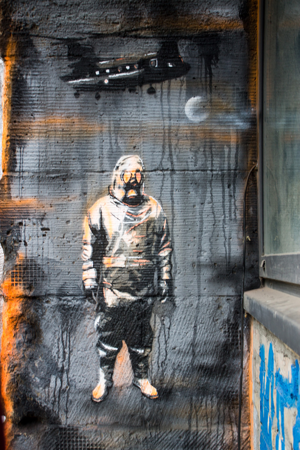 Street Artists Plotbot and Deycle hit the Tacheles in Berlin - Fotos and Report by Street Art BLN