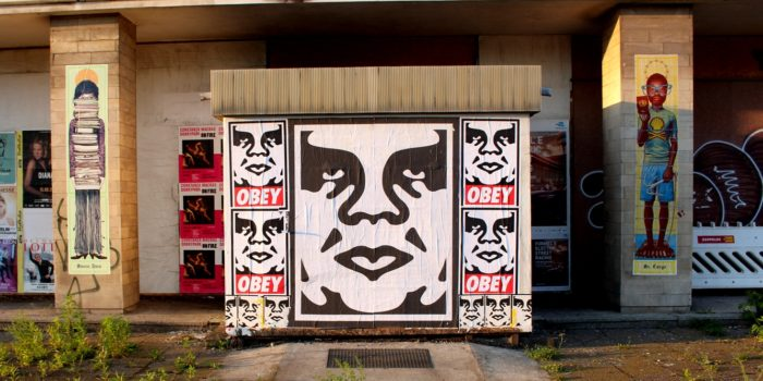Obey – Street Art Berlin