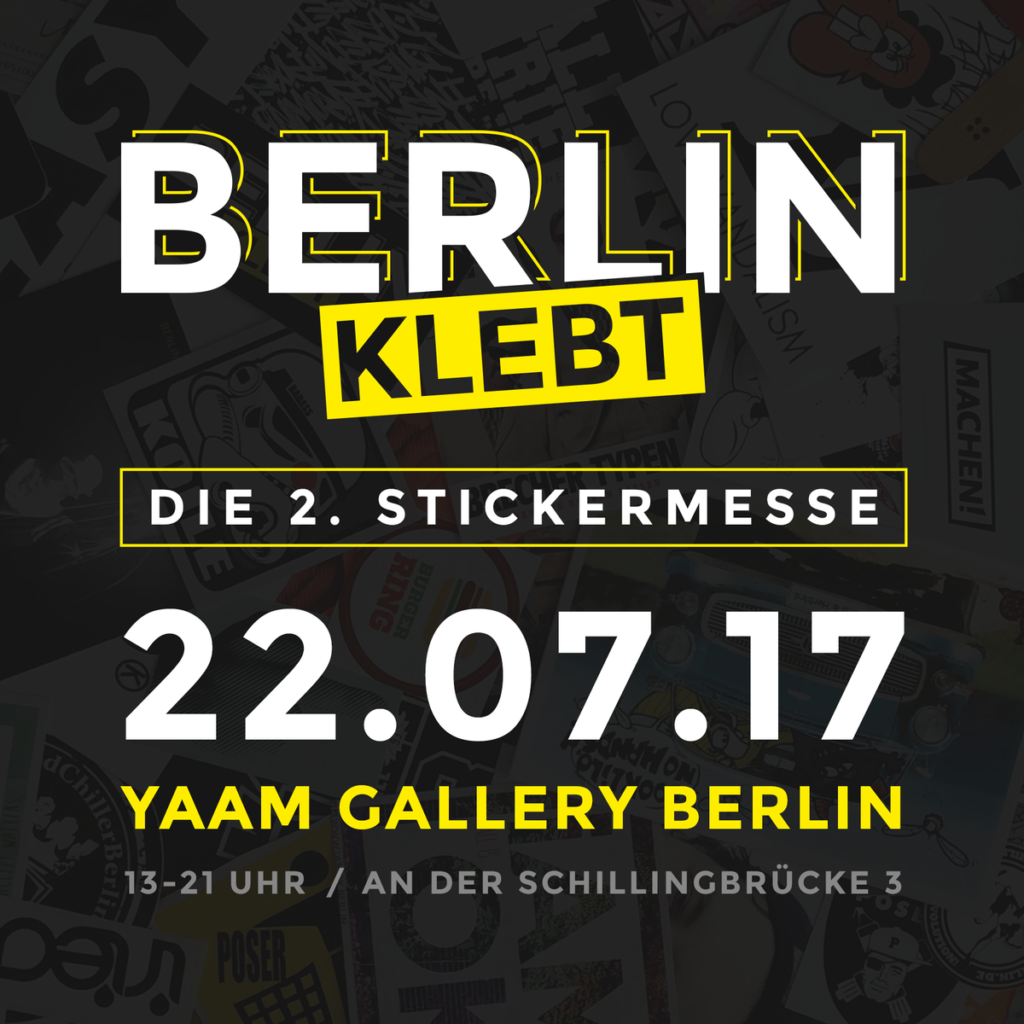 BERLIN_KLEBT_Stickermesse_