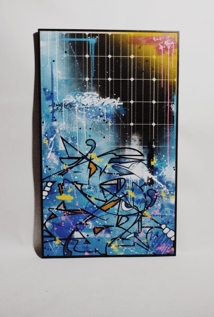 Solar Panel by Akte One